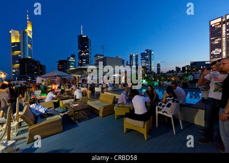 Long Island Summer Lounge Frankfurt