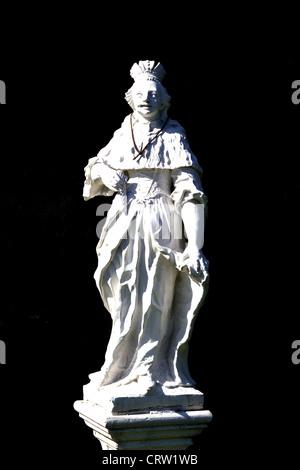 Statue, Schlossgarten, Saarbrücken, Deutschland - Stockfoto