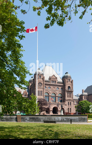 Ontario Legislative Assembly Gesetzgeber, Toronto - Stockfoto