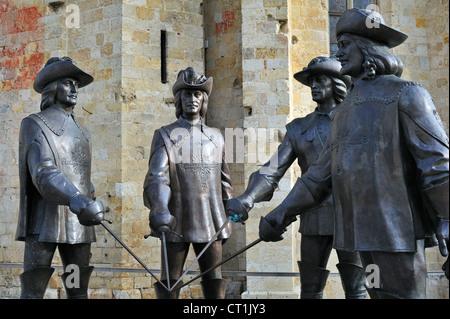 D Artagnan Und Die Drei Musketiere