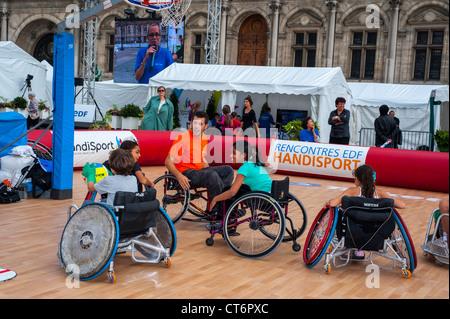 Rencontres edf handisport 2018