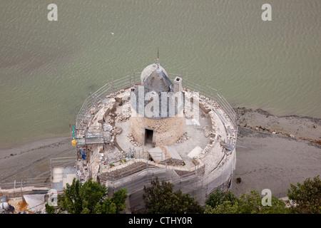 Mont-St-Michel, Bretagne, Frankreich - Stockfoto