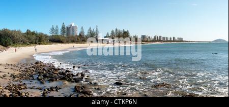Alexandra Headland in Queensland-Australien - Stockfoto