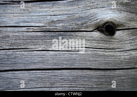 Textur verwitterten der alten Holz - Stockfoto