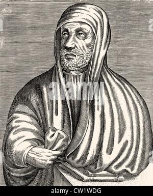Abu - Ali-al-Husayn ibn Abdullah ibn Si-Na - - Stockfoto