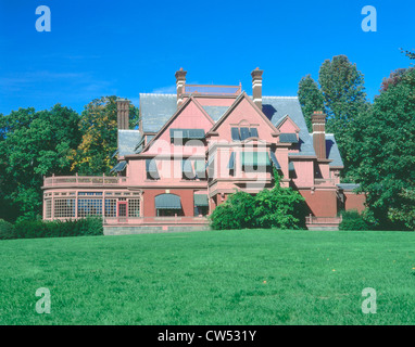 Haus von Edison, West Orange, New Jersey