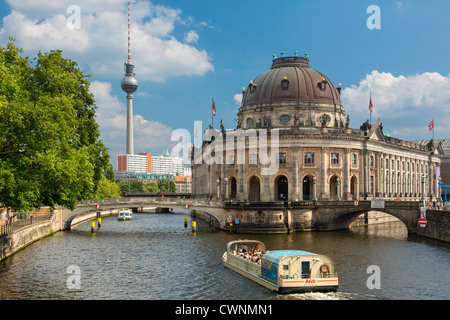 Europa, Bode-Museum, Museum Island (Museumsinsel), Berlin, Deutschland - Stockfoto
