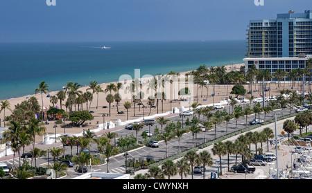 Ft Lauderdale Beach Florida - Stockfoto