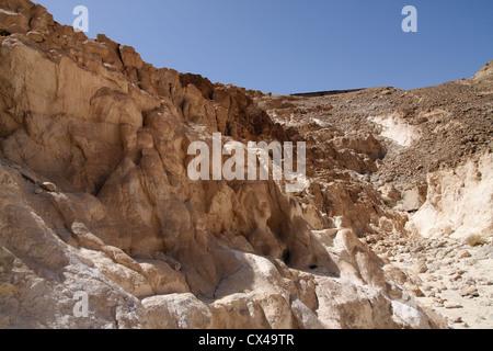 Colored Canyon in Sinai, Ägypten - Stockfoto