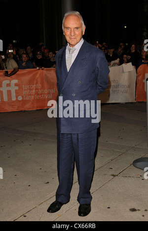 Terence Stamp in 2012 TIFF - Stockfoto