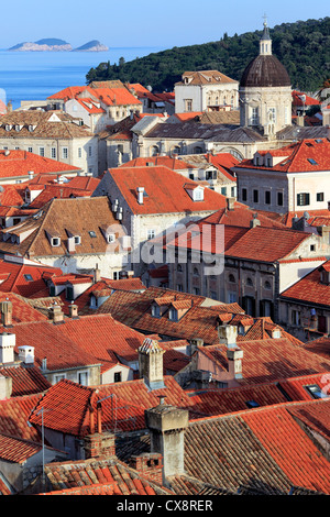 Dubrovnik, Dalmatien, Kroatien - Stockfoto