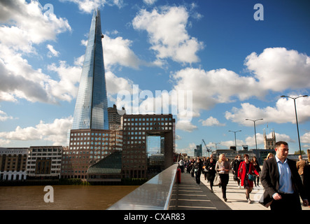 der shard london bridge london uk stockfoto bild 31514431 alamy. Black Bedroom Furniture Sets. Home Design Ideas