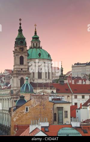 St. Nikolaus Kirche, Prag, Tschechische Republik, Europa