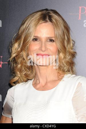 KYRA SEDGWICK U.S. Schauspielerin im August 2012. Foto Jeffrey Mayer - Stockfoto