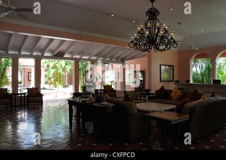 Royal Pavilion Hotel Barbados Interieur Stockfoto, Bild: 50748750 ...