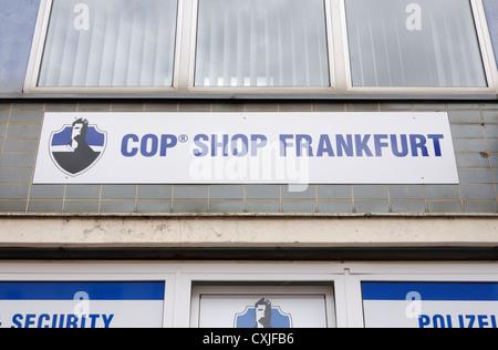 Cop Shop Frankfurt