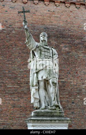 Albrecht I. von Brandenburg, 1100-1170, Albrecht der Bär, Albrecht von Ballenstedt, Zitadelle Spandau, Berlin