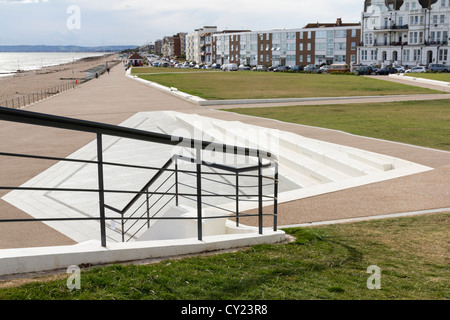 Bexhill-on-Sea, East Sussex - Stockfoto