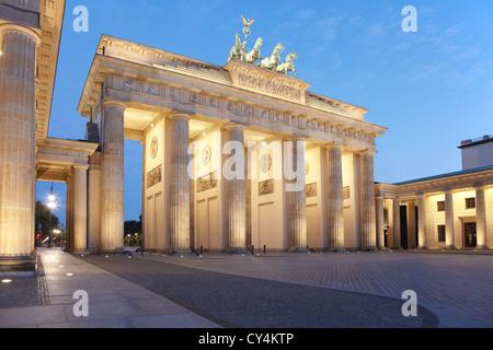 Brandenburger Tor - Stockfoto