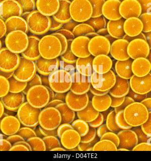 Orange Orang Obst Hintergrund - Stockfoto