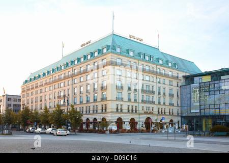 Adlon, Luxus-Hotel in Berlin - Stockfoto