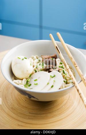 Ramen-Suppe - Stockfoto