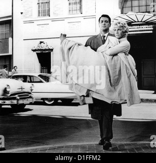 Bettgefl ster 1959 film mit doris day stockfoto bild for Innendekorateur film