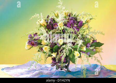 Blumenstrauß - Stockfoto