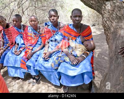 Frauen aus afrika treffen