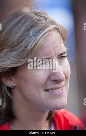 Katherine Grainger, schottische Goldmedaillengewinner Olympier, zum Rudern, bei den Olympischen Spielen 2012 in - Stockfoto