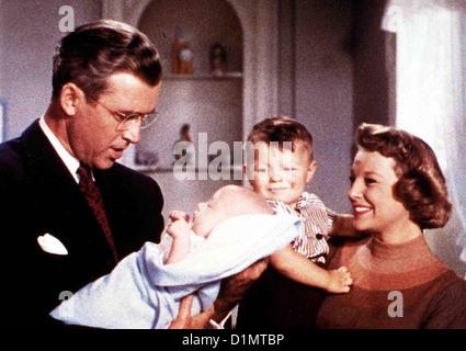 Die Glenn Miller Story Glenn Miller Story, James Stewart, Juni Allyson Seine Frau Helen (June Allyson) by Glenn - Stockfoto