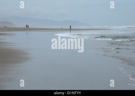 Ocean Beach, San Francisco, Kalifornien - Stockfoto