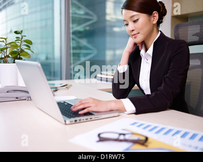 Asiatische Geschäftsfrau - Stockfoto