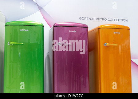 Gorenje Retro Kühlschrank Zubehör : Gorenje retrogeräte in aktuellen farben ce electro