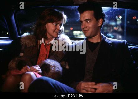 Der Knalleffekt Punchline Sally Field, Tom Hanks Steven (Tom Hanks) Nimmt Lilah (Sally Field) sterben von Einer - Stockfoto