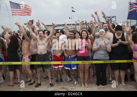Coney Island Silvester