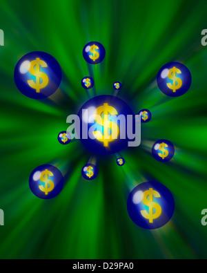 Finanzielle Anreize - Stockfoto