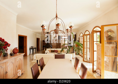 Luxus Esszimmer - Stockfoto