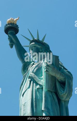 USA, New York, Statue Of Liberty - Stockfoto