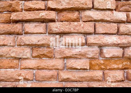Red Brick Wall - Stockfoto