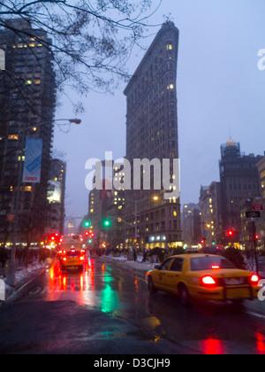 Flatiron District New York City - Stockfoto
