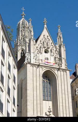 Maria am Gestade, Vienna - Stockfoto