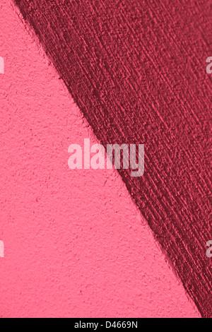 Nahaufnahme Foto der farbigen Wand selektiven Fokus