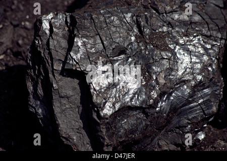 Details der Kohle - Stockfoto