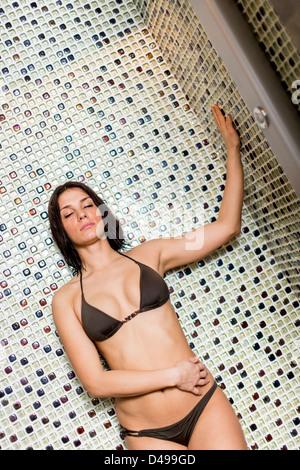 Frauen Unter Der Dusche Bilder