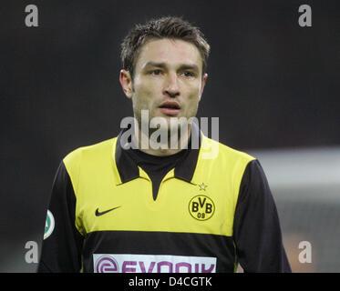 Robert Kovac Dortmund im Bild während der DFB-Pokal Runde 16 entsprechen Borussia Dortmund V SV Werder Bremen im - Stockfoto