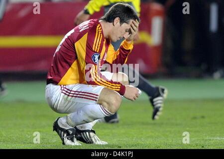 Istanbul S Volkan Yaman Ist Enttauscht Nach Die Niederlage