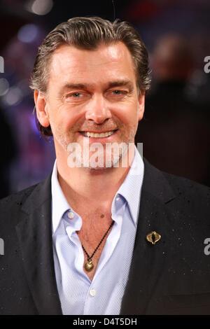 London, UK. 18. März 2013. Ray Stevenson besucht die UK-Premiere von G.I. Joe: Vergeltung 3D im Londoner Empire - Stockfoto