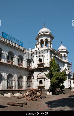 Indien, Andhra Pradesh Zustand, Hyderabad, Chowmahalla Palast ...