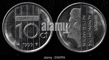 Münzen Der Niederlande Niederländische 10 Cent Münze 1942